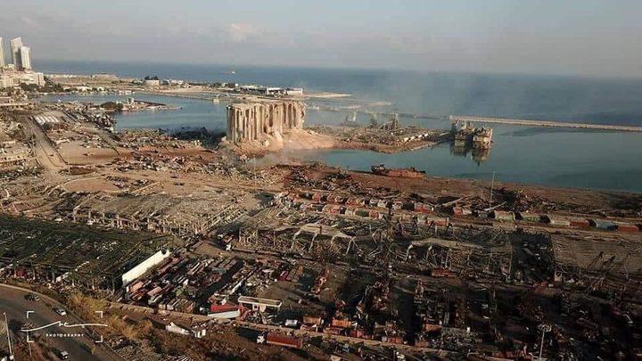 محافظ بيروت:الإنفجار أشبه بما حدث باليابان فيهيروشيما وناغازاكي