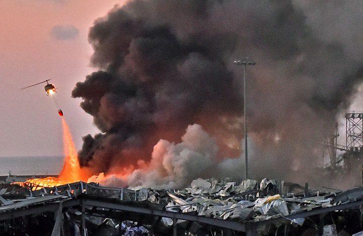 محلل إسرائيلي يتوقع تأثير انفجار بيروت على دولة الاحتلال