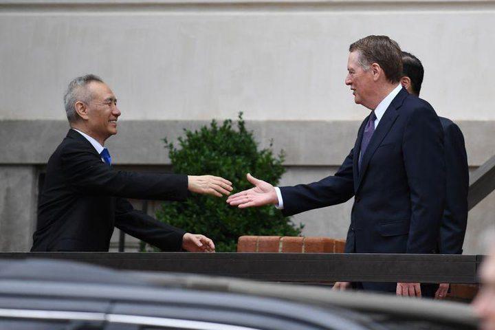 محادثات تجارة بين الصين وأمريكا في 15 أغسطس