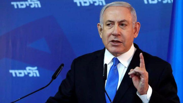 نتنياهو يعلق على الهجمات الإسرائيلية في سوريا