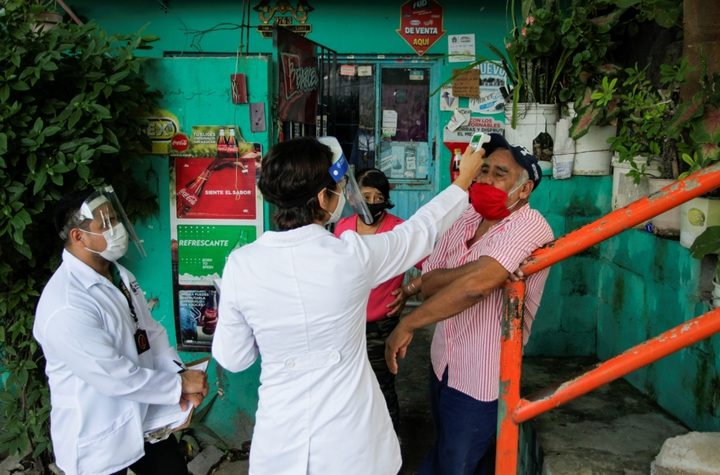 المكسيك: 829 حالة وفاة و6139 إصابة جديدة بفيروس كورونا