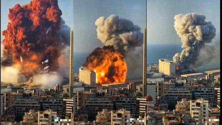 """مختص: """"إسرائيل"""" استغلت """"إنفجار بيروت""""للتحريض على حزب الله"""