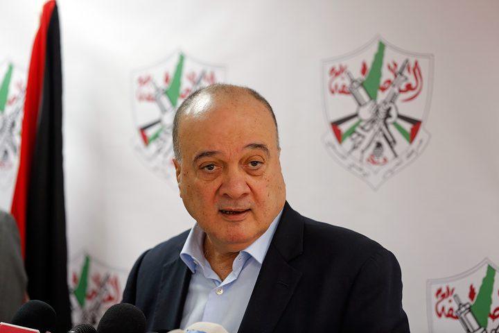 القدوة: الشعب الفلسطيني فخور بهويته الوطنية