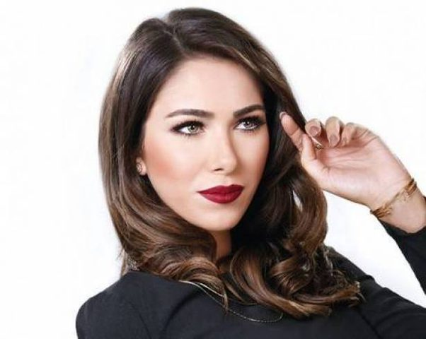 دانييلا رحمة تنجو من انفجار بيروت
