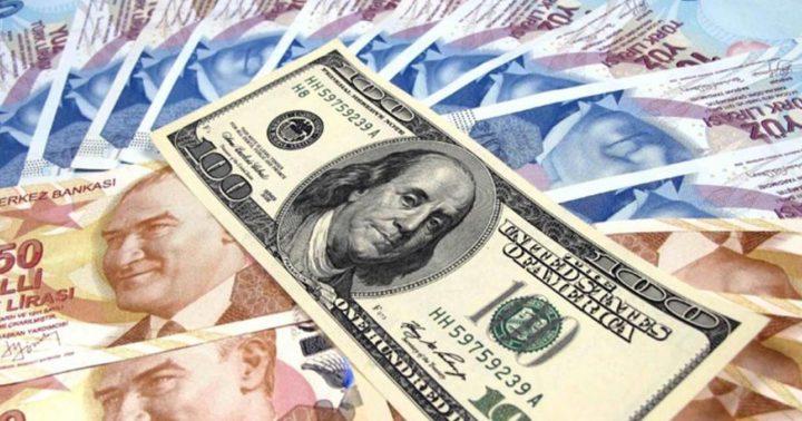 انخفاض سعر صرف الليرة التركية مقابل الدولار