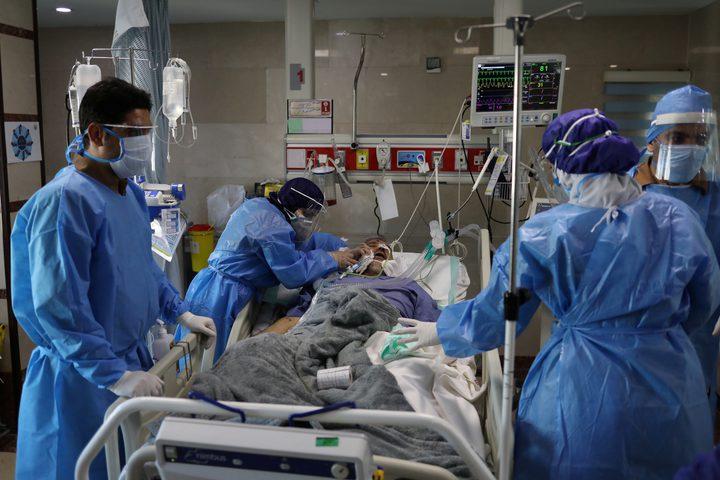 ايران: 174 حالة وفاة و2634 اصابة جديدة بفيروس كورونا