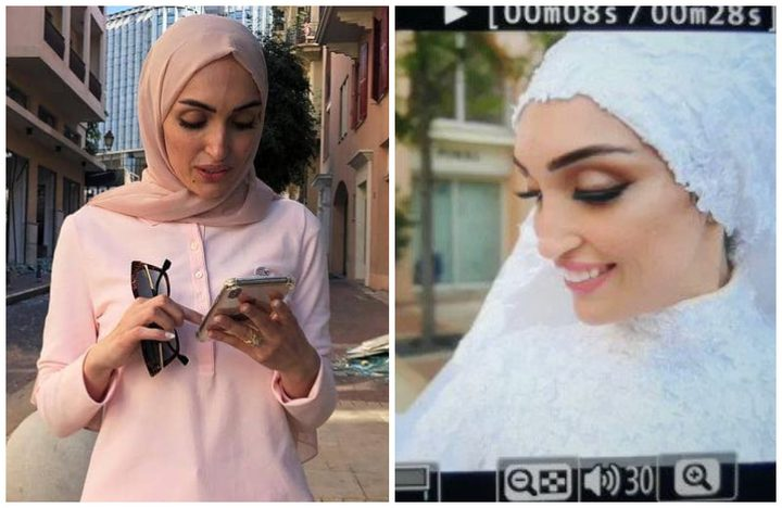 عروس بيروت تكشف تفاصيل تحول أسعد أيامها إلى كابوس