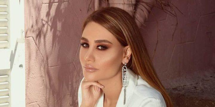 إصابة داليدا زوجة رامي عياش بانفجار مرفأ بيروت