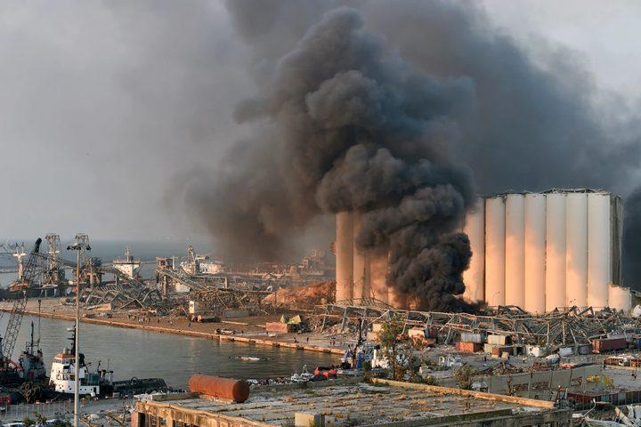 بروفيسور بعلم الكيمياء:ما حصل في مرفأ بيروت سببه الإهمال