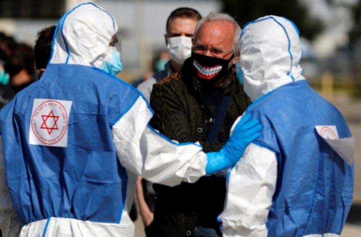 5 وفيات و1432 إصابة جديدة بفيروس كورونا في دولة الاحتلال