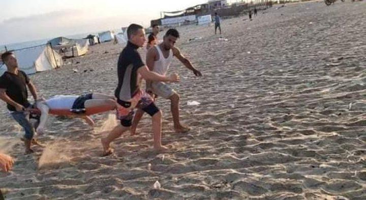 مصرع شابين غرقًا قبالة سواحل رفح