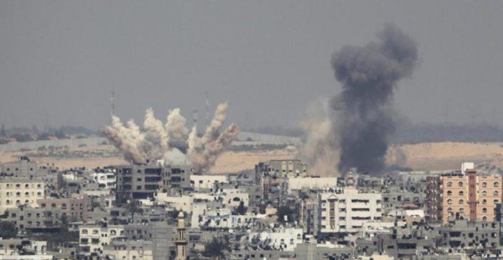 حماس: الاحتلال يسعى لتصدير أزماته الداخلية بقصف غزة