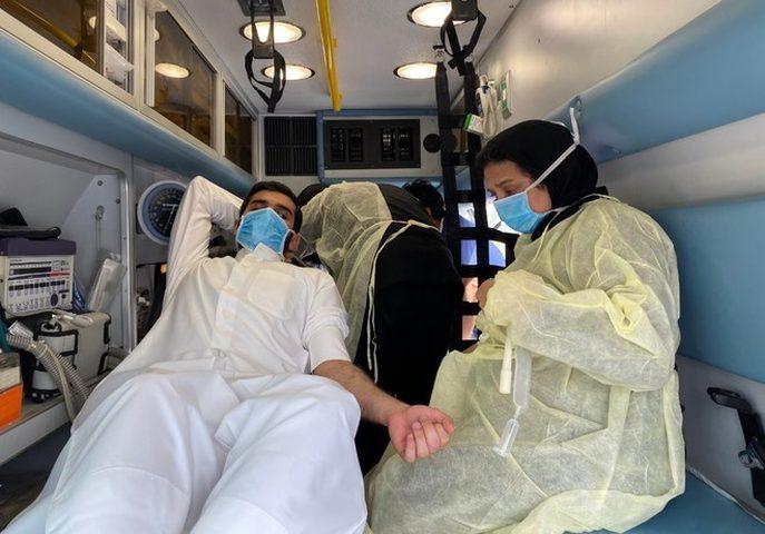 208 وفاة و4091 اصابة و1711 حالة تعافي في صفوف جالياتنا