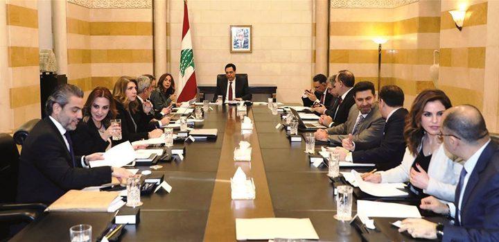 دياب يطرح إجراء انتخابات نيابية مبكرة في لبنان