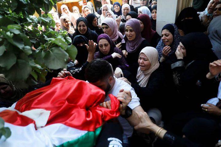 عريقات يستنكر جريمة إعدام المواطنة سمودي في جنين