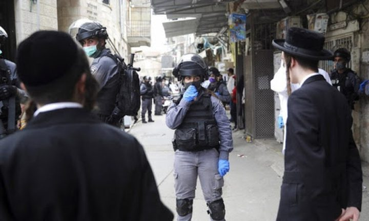 حصيلة وفيات كورونا في دولة الاحتلال تصل إلى 581 حالة