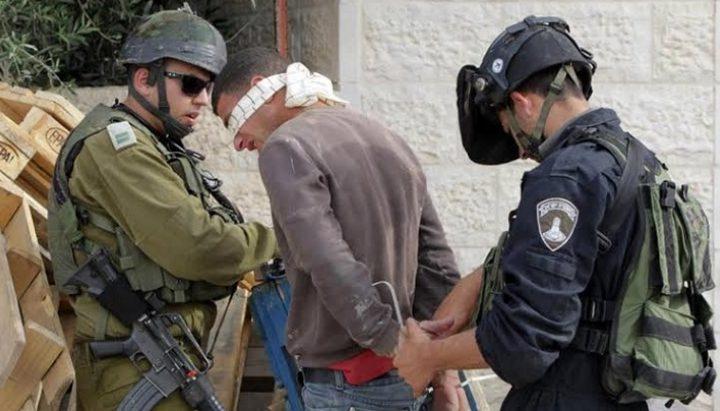 الاحتلال يعتقل فلسطيني بزعم قتله جنديين قبل سنوات