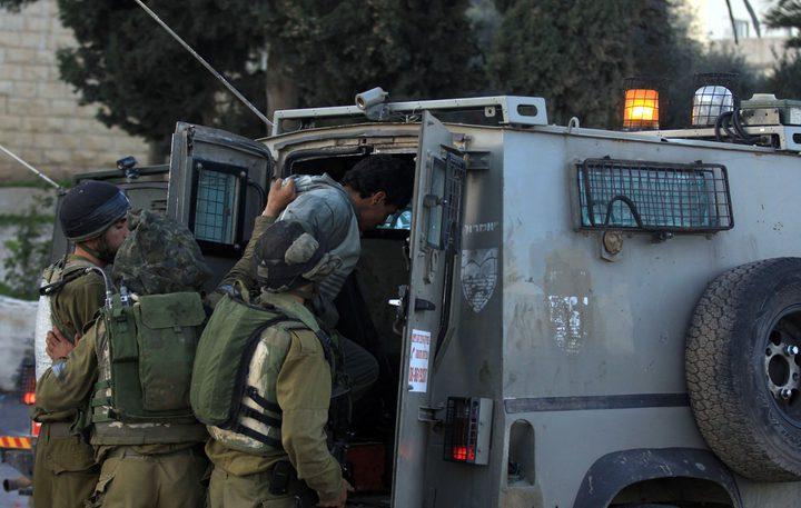 جنين: الاحتلال يعتقل 3 أسرى محررين من فقوعة