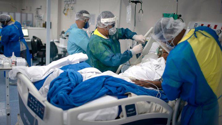 البرازيل: 905 حالة وفاة و 49970 اصابة جديدة بفيروس كورونا