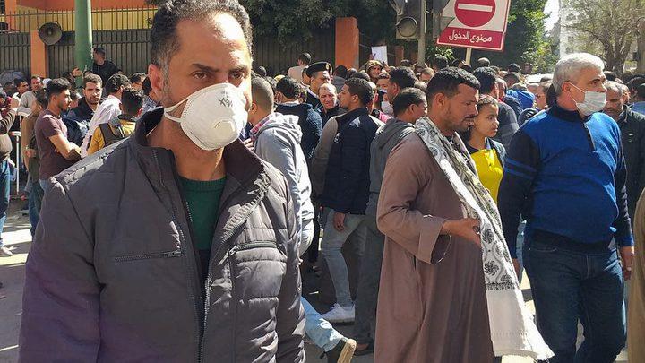 القاهرة: 167إصابة جديدة بفيروس كورونا لترتفع الحصيلة ل95314 اصابة