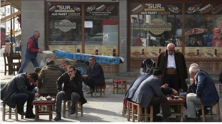 ارتفاع البطالة في تركيا بسبب كورونا