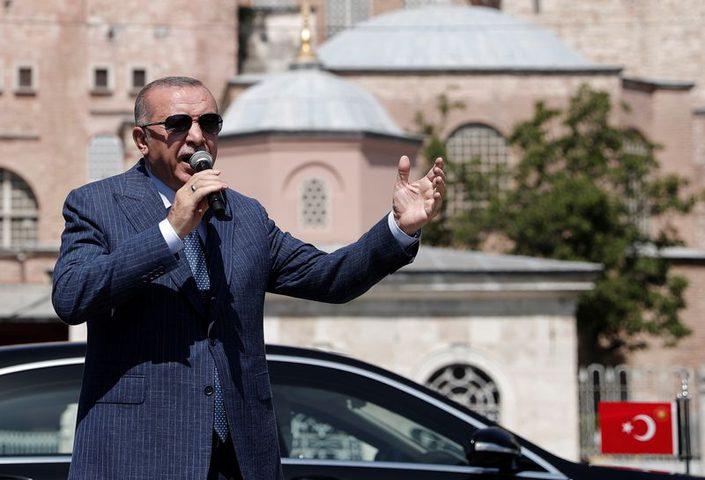 تركيا تعتزم إجراء عمليات مسح زلزالي في شرق البحر المتوسط