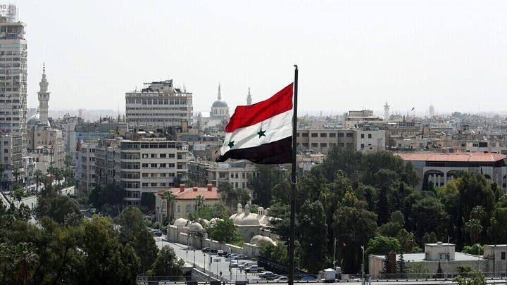 إعلان مهم من دمشق بشأن مواد متفجرة في الموانئ السورية