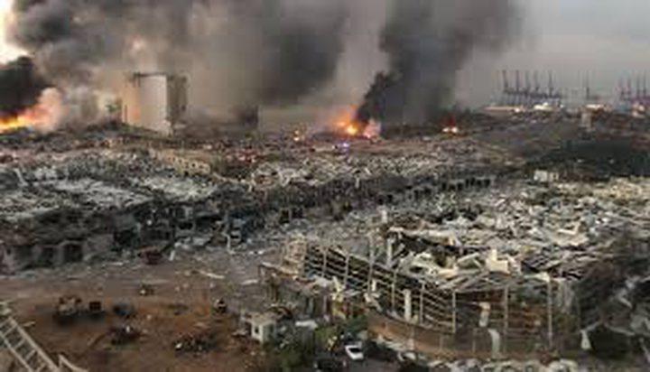 محافظ بيروت: جثث كثيرة لا تزال مجهولة الهوية