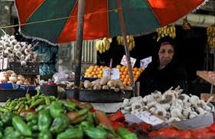 إنخفاض تضخم أسعار المستهلكين بالمدن المصرية