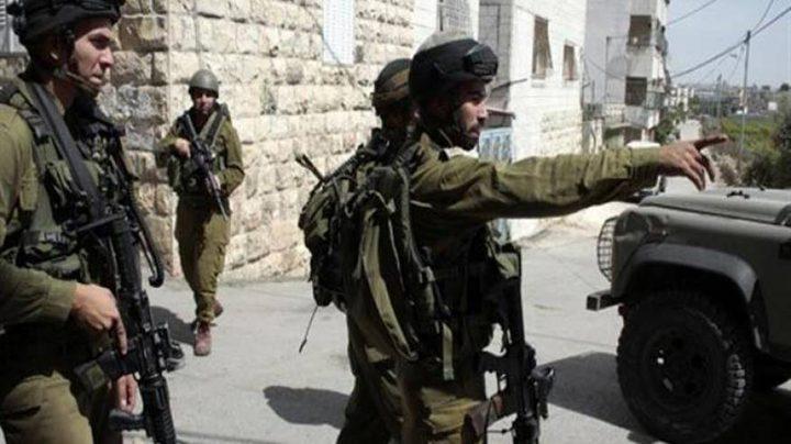 الاحتلال يعتقل 7 شبان من القدس