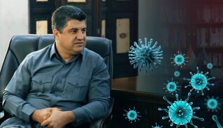 إصابة الرئيس المشترك للاتحاد الوطني الكردستاني بفيروس كورونا