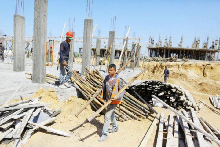 اعتماد صرف دفعات المقاولين في المحافظات الجنوبية في غزة