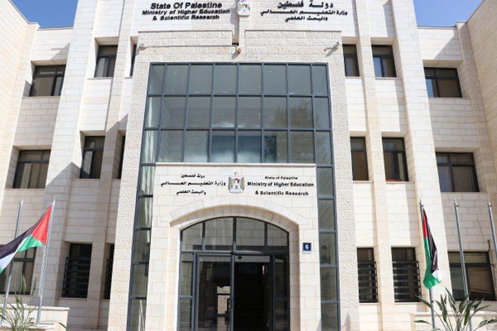 القدس: التعليم العالي تتسلم مشروع توسعة كلية الأمة الجامعية