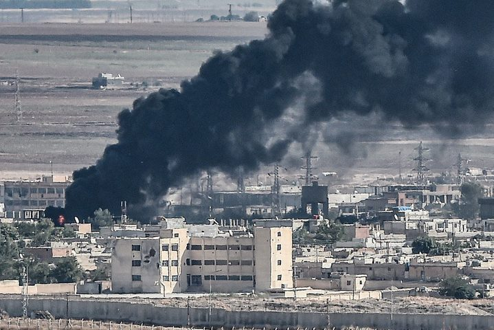 5 قتلى بقصف تركي استهدف اجتماعا أمنيا شمال أربيل