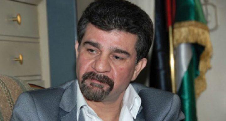 عبد الهادي يبحث مع سفير الجزائر لدى سوريا آخر التطورات السياسية