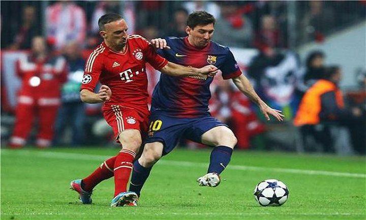 اللاعب الأرجنتيني يطمئن جماهير برشلونة قبل مواجهة البايرن
