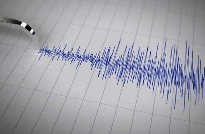 وقوع زلزال بقوة 3.5 درجة قرب صفد