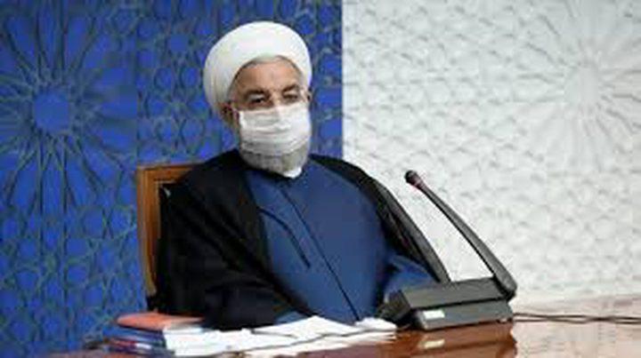 روحاني: إيران كانت دوما داعمة لدول الخليج