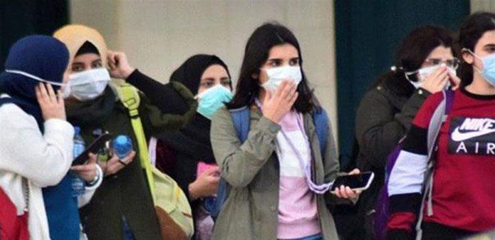 لبنان يسجل رقما قياسيا في إصابات كورونا