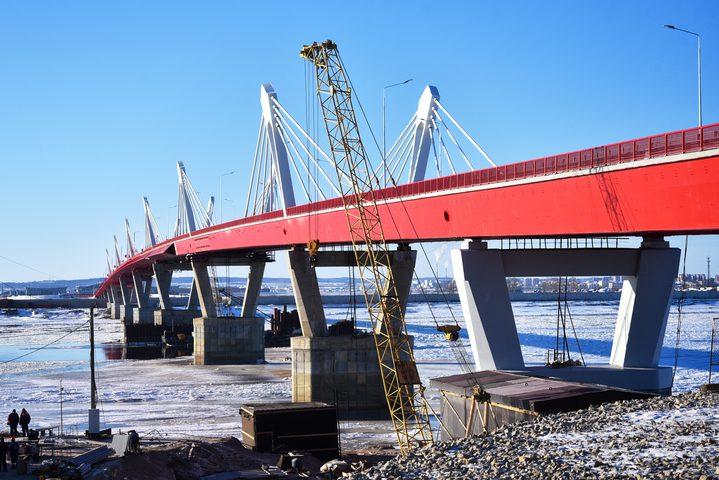 الكشف عن موعد افتتاح أول جسر سكة حديد بين روسيا والصين
