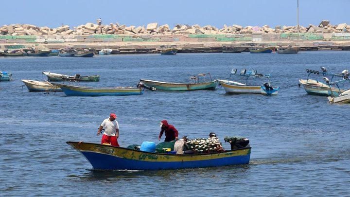 الميزان يستنكر إغلاق الاحتلال للمعابر وتقليص مساحة الصيد