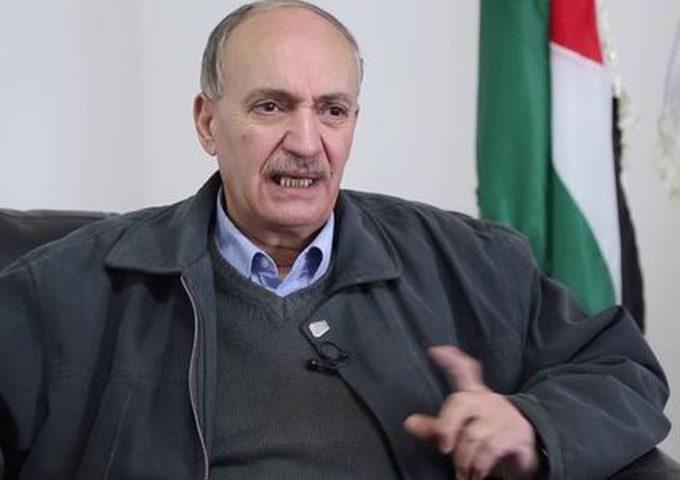 أبو يوسف: موقف الامارات طعنة للشعب الفلسطيني