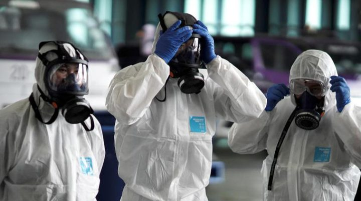 742880 وفاة وأكثر من 20 مليون اصابة بكورونا حول العالم