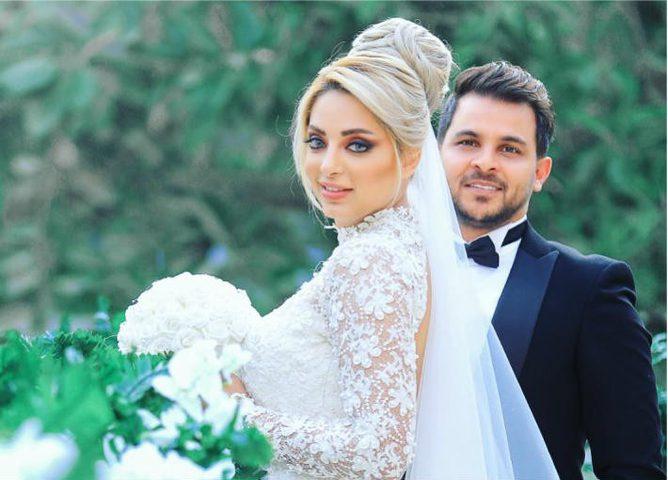 انفصال الفنان محمد رشاد عن زوجته الإعلامية مي حلمي