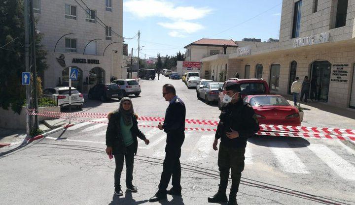 محافظ بيت لحم يقرر إغلاق بلدة نحالين بسبب تفشي فيروس كورونا
