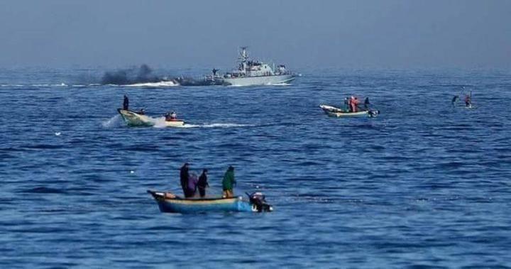 إصابة صياد بنيران بحرية الاحتلال شمال قطاع غزة