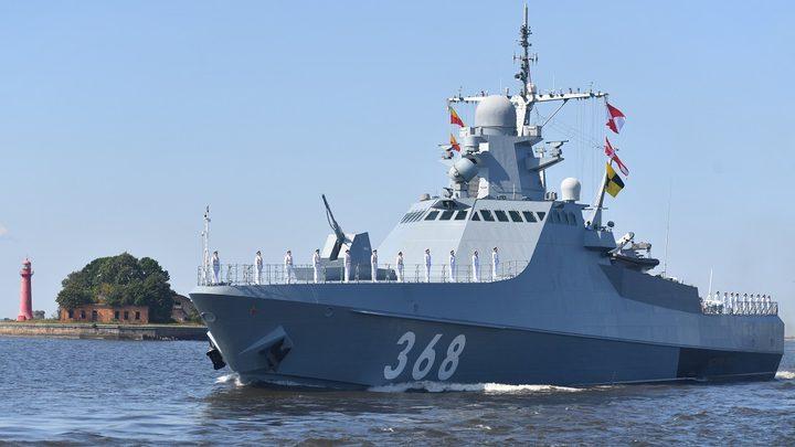 روسيا تسلح 3 سفن بمنظومات حديثة وتخضعها للاختبار