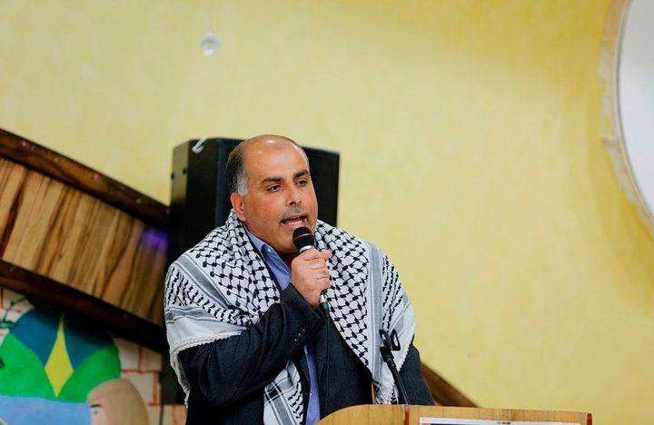 رمضان: الاتفاق الاماراتي الاسرائيلي تنكر للحقوق الفلسطينية