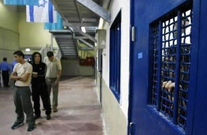 """أسرى """"فتح"""" في سجن ريمون يؤكدون دعمهم للرئيس"""