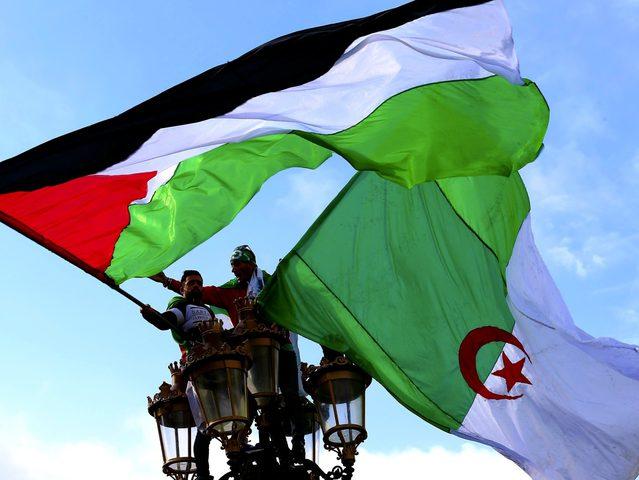 الجزائر: الاتفاق الإماراتي طعنة لنضال الشعب الفلسطيني